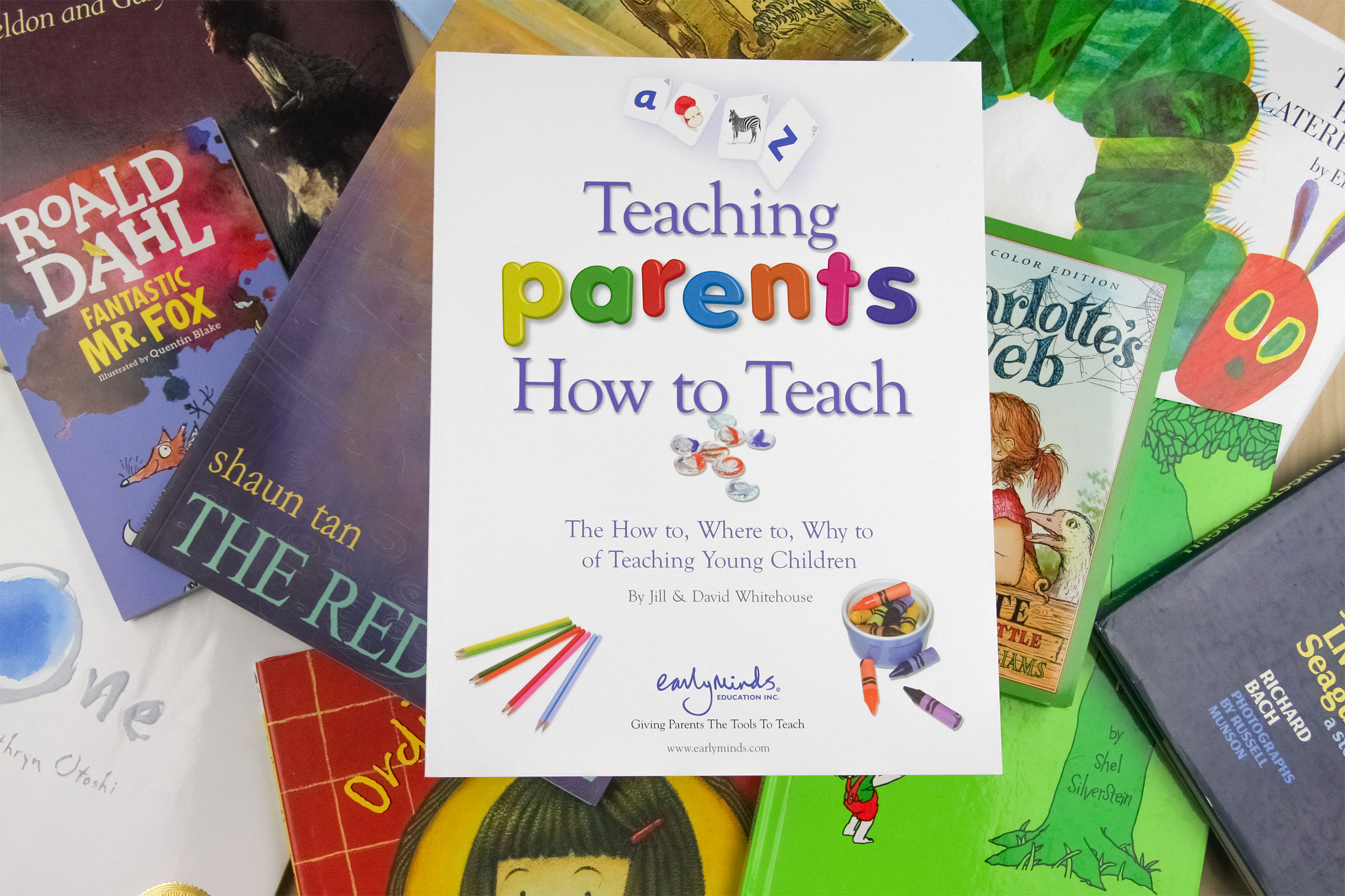 Image of our book Teaching Parents How To Teach