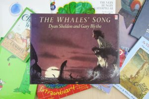 The Whales Song by Shaun Tan