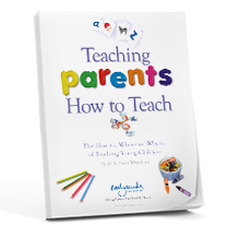 image of printed hard copy of Teaching Parents How To Teach