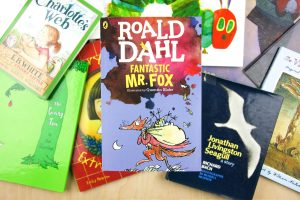 The Fantastic Mr Fox by Roald Dahl