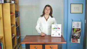 screenshot from video free with purchase of the book