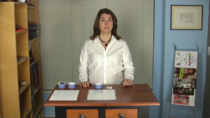 video of Jill introducing the subtraction lesson
